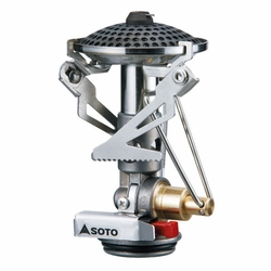 Click to enlarge image of SOTO OD-1R Micro Regulator Stove