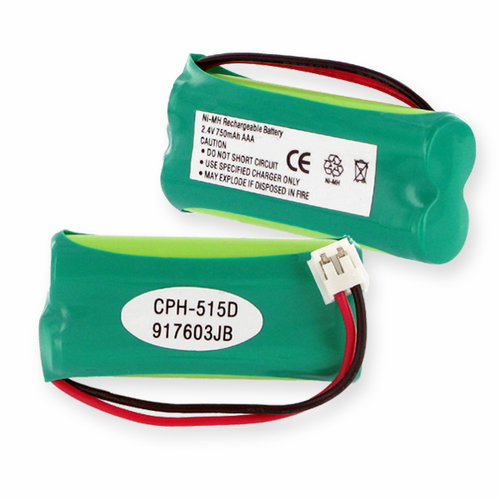 1X2AAA/D Replacement EMPIRE CPH-515D Cordless Phone Battery