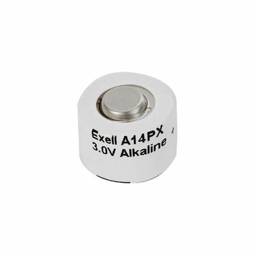 Exell Battery A14PX Electronic Alkaline