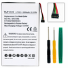 BARNES AND NOBLE AVPB001-A110-01 Tablet and Ereader Battery