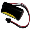 Battery Depot CM-1185 3.6V 700mAh Emergency Lighting Battery