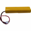 Battery Depot CM-1750 4.8V 700mAh Emergency Lighting Battery