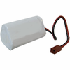 Chloride 100003A098 3.6V 600mAh, 100003A098, 100003 0088 REV. 2 Emergency Lighting Battery