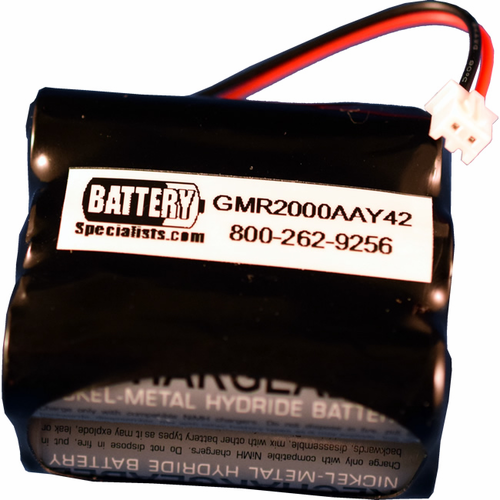 Battery Specialists 228844 Alarm System Battery