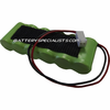 Rath Microtech RP7300110 7.2V 400mAh Emergency Lighting Battery