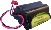Sure-Lites SL026-149, , 026149, S/L 026-149 6V 700mAh Emergency Lighting Battery
