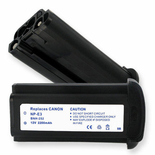 CANON NP-E3 replacement battery Empire BNH-252