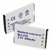 CASIO NP-20 replacement battery Empire BLI-216