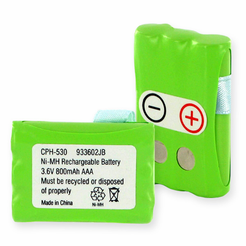 CLARITY C4220, C4230 Replacement EMPIRE CPH-530 Cordless Phone Battery