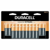 Duracell MN1500B20 20-Pack, AA 1.5V Coppertop Consumer Alkaline