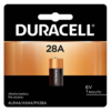 Duracell PX28A, PX28 Electronic Alkaline