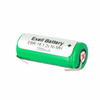 EBR-16 Razor Battery 1.2V 2000mAh For Norelco 424XL/A, 482XL/A 484XL/A, 486XL/A