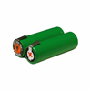 EBR-21 Razor Battery 2.4V 1200mAh For Philips Norelco 965 Cordless s