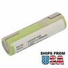 EBR-HQ667 Razor Battery 1.2V 2000mAh Replaces 422203613480 Fits Philips HQ6675