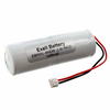 EBWHL-4NEW Razor Battery 2.4V 1200mAh Fits Wahl 93151 93151-001 Eclipse Clippers