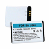 SAMSUNG AB663450GZBSTD  Cell Phone Battery For CONVOY