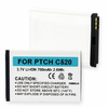 PANTECH Cell Phone Battery For BREEZE E520