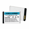 LG IP-520NV Cell Phone Battery For ACCOLADE, CLOUT, COSMOS TOUCH, ENVOY, EXTRAVERT