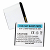 PANTECH PBR-51A Cell Phone Battery For BURST