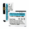 ZTE Li3707T42P3H443747 Cell Phone Battery For PLUS EASY TOUCH, GLIDE, SALUTE