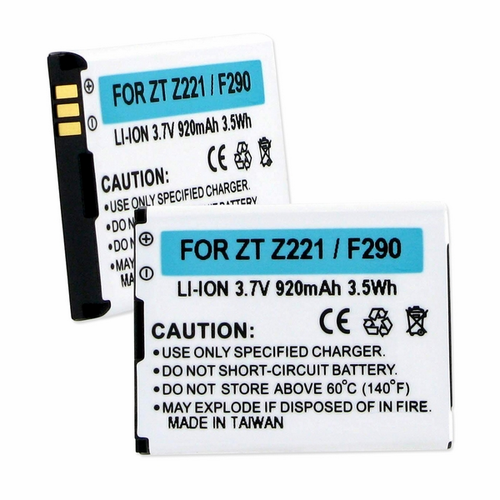 ZTE Li3709T42P3H463657  Cell Phone Battery For VAIRY TOUCH 2, ORANGE MIAMI