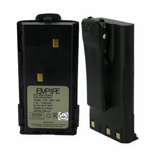 Empire BNH-KNB14 Radio Battery 1400mAh