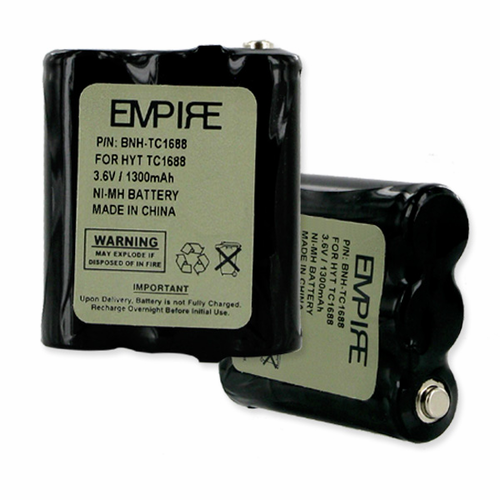 Empire BNH-TC1688 Radio Battery 1300mAh