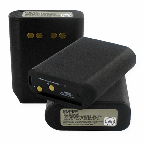 Empire EPP-4595 Radio Battery 1800mAh