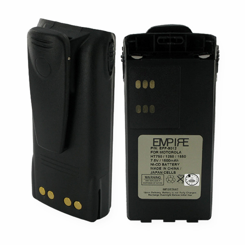 Empire EPP-9012 Radio Battery 1200mAh