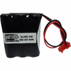 Exell 41B020AD13301 3.6V 700mAh Emergency Lighting Battery
