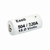 Exell Battery A220/504A Electronic Alkaline