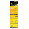 Exell EB-CR1130 5-Pack, CR1130 Lithium Coin Cell Batteries