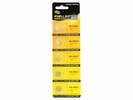 Exell EB-CR927 5-Pack, CR927 Lithium Coin Cell Batteries