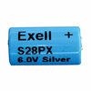 Exell Battery S28PX Electronic Silver Oxide