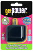 GETPOWER� 2.1 AMP DUAL USB TO AC HOME ADAPTER