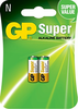 GP GP-N-2 2-Pack, Replaces: N-Size, E90, MN9100, LR1 Electronic Alkaline