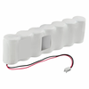 Hubbell 93011385 8.4V 3000mAh Emergency Lighting Battery