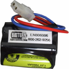 Interstate Batteries ANIC0099 6V 600mAh Emergency Lighting Battery