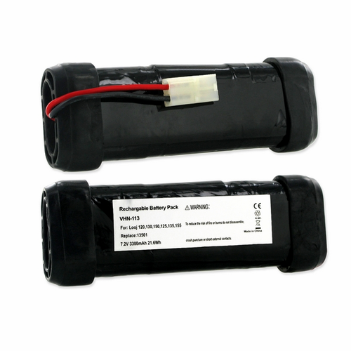 VNH-113 Replaces 13501 Rechargeable Vacuum Battery