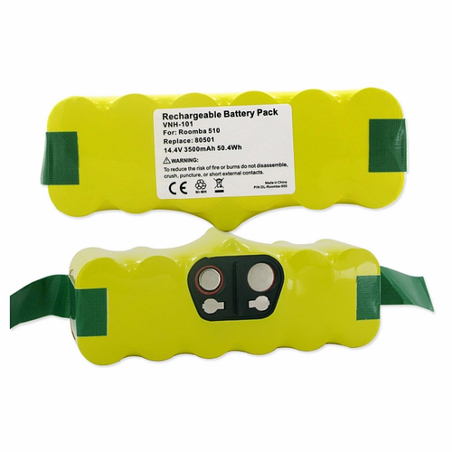 VNH-101 Replaces 80501, 53847243 Rechargeable Vacuum Battery