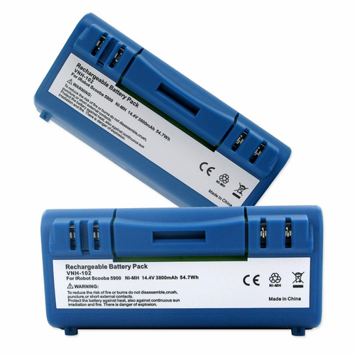 VNH-102 Replaces 14904 Rechargeable Vacuum Battery