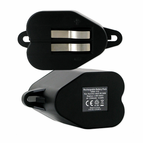 VNH-112 Replaces CS588, 2.891-029.0 Rechargeable Vacuum Battery