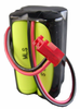 Max Power SL026-155, S/L 026-155, SL 026-155 4.8V 700mAh Emergency Lighting Battery