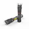 NEBO Slyde King Rechargeable 330 Lumen Flashlight and 250 Lumen Work Light