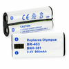 OLYMPUS BR403 replacement battery Empire BNH-381