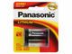 Panasonic 2CR5, Replaces: DL245, 245 Photo Lithium