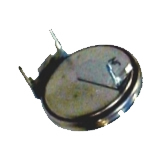 Panasonic BR2325-1HG Coin Cell with Solder Pins