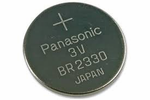 Panasonic CR2330 5-Pack, BULK Lithium Coin Cell Batteries