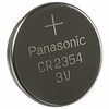 Panasonic CR2354 5-Pack, BULK Lithium Coin Cell Batteries