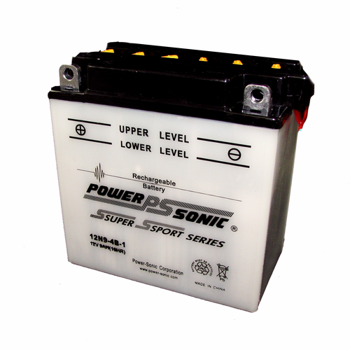 Power-Sonic 12N9-4B-1 12-Volts 90-CCA
